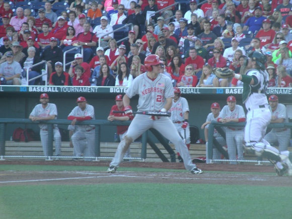 Nebraska center fielder Ryan Boldt looks to build off All-American freshman season
