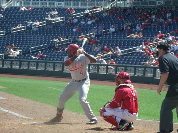 A freshman All-American, Ohio State outfielder Ronnie Dawson continues a strong year in the Prospect League