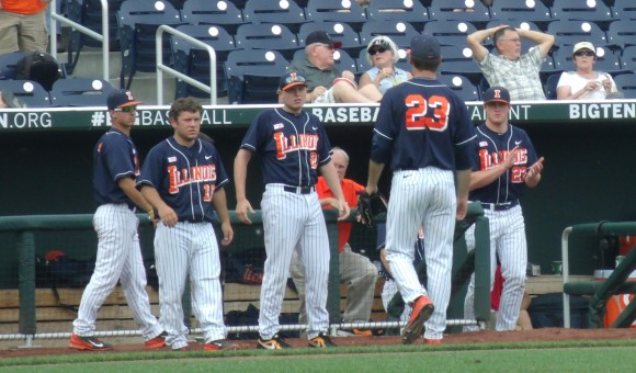 Illini litter the Northwoods League with 13 players.