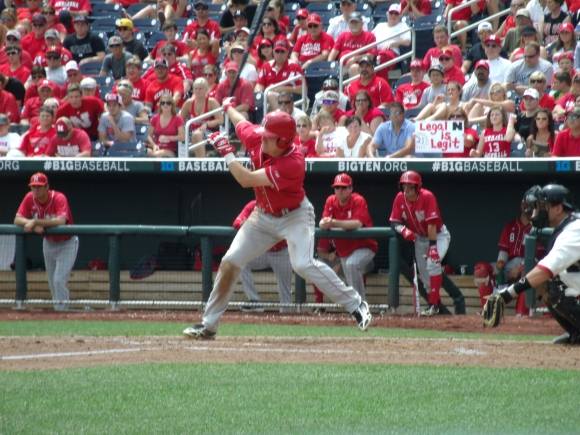 Nebraska sophomore outfielder Ryan Boldt looks to build upon an impressive debut season.