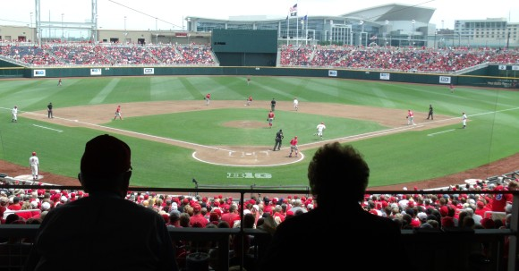 The Big Ten Tournament is set to return to Omaha's TD Ameritrade Park.