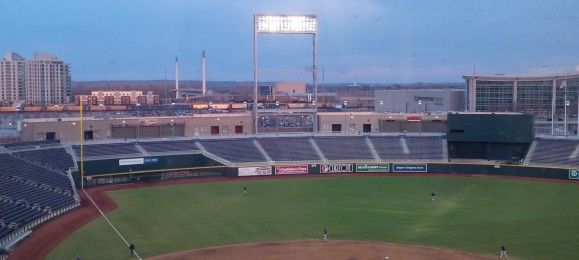 The Big Ten Tournament is heading back to TD Ameritrade Park.