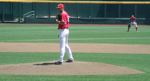 Nebraska right-hander Chance Sinclair was named one of Perfect Game's top 100 seniors.