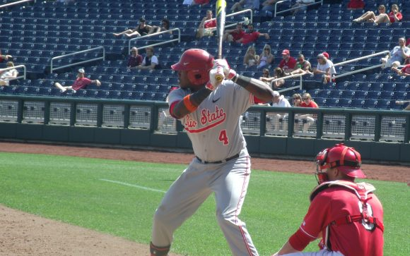 Outfielder Ronnie Dawson is Ohio State's highest draft pick since 2010.
