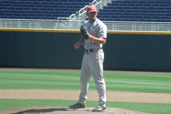 Ohio State's Trace Dempsey heads into his senior season with 26 career saves.