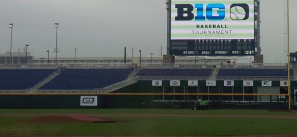 On to 2016, the Big Ten Tournament returns to Omaha.