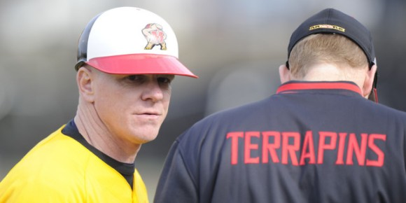 John Szefc's five-year extension  is Maryland's latest sign of commitment. (Maryland Athletics)