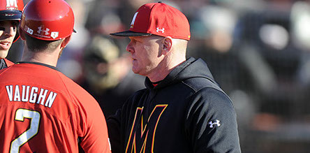 Maryland announced a coaching staff change and addition.