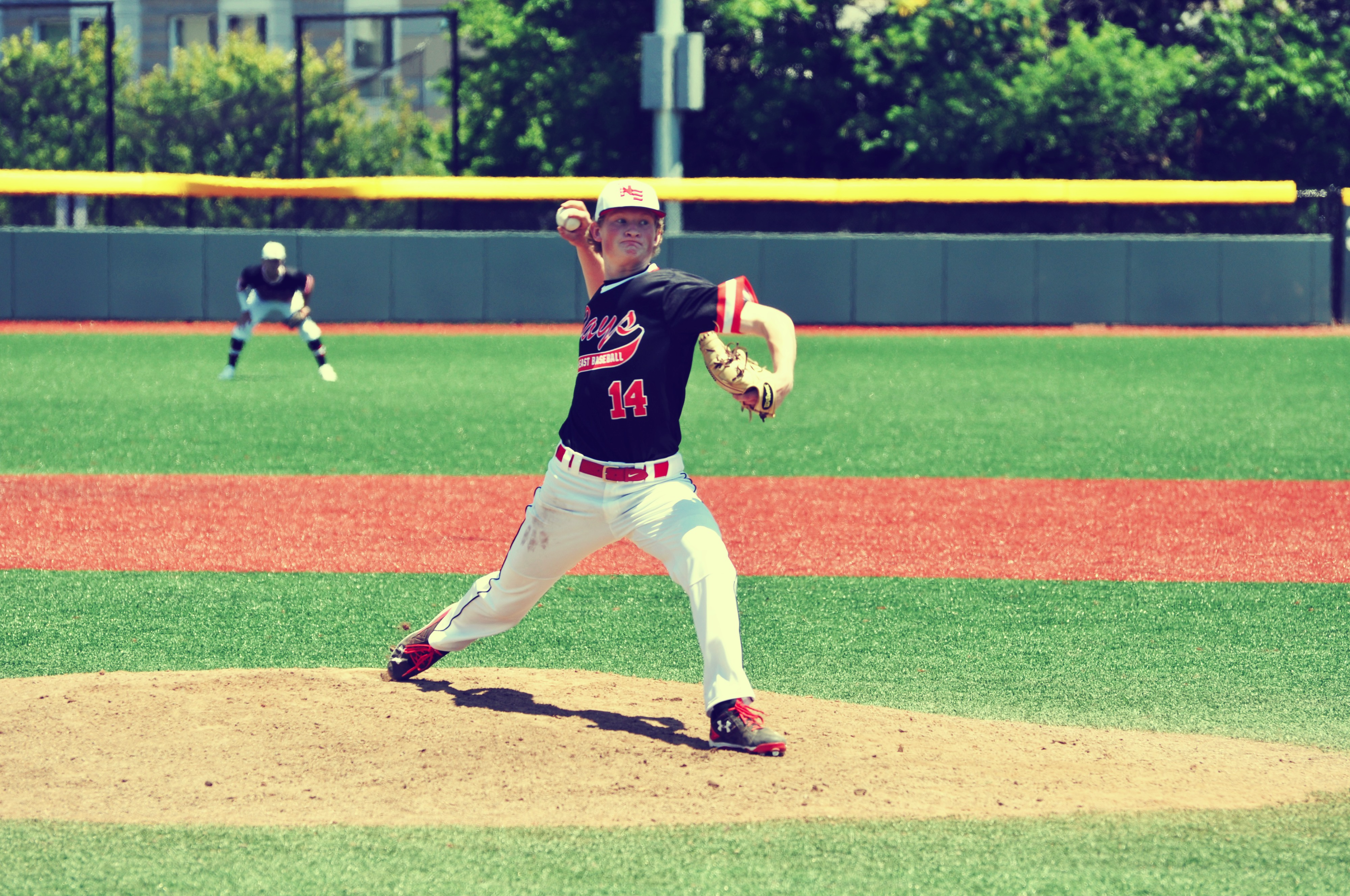 Middlesex School right-hander pitcher Michael Doherty is the latest class of 2018 Northwestern commit.