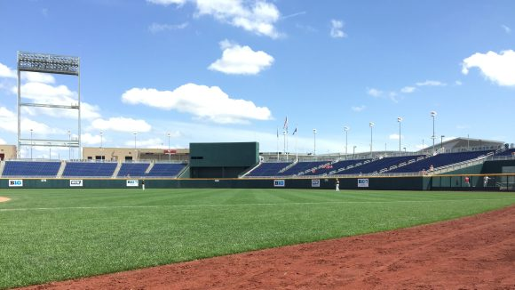 The Big Ten will return to Omaha in 2018 and stay through 2022, but where in 2017?